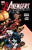 Avengers avengers disassembled
