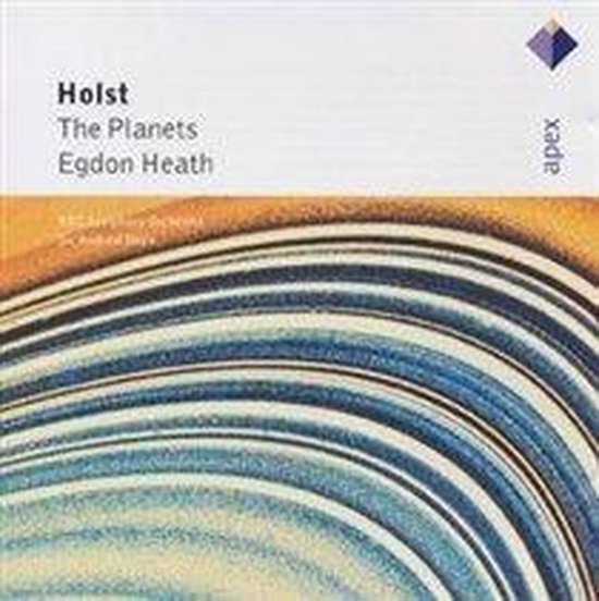 Holst: The Planets, Egdon Heath / Davis, BBC SO