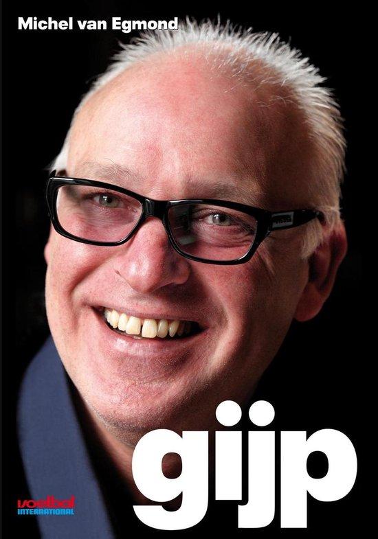 Boek cover Gijp van Michel van Egmond (Onbekend)