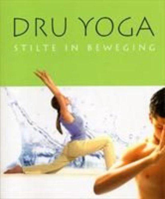 Boek cover Dru Yoga - Stilte in beweging van C. Barrington (Onbekend)