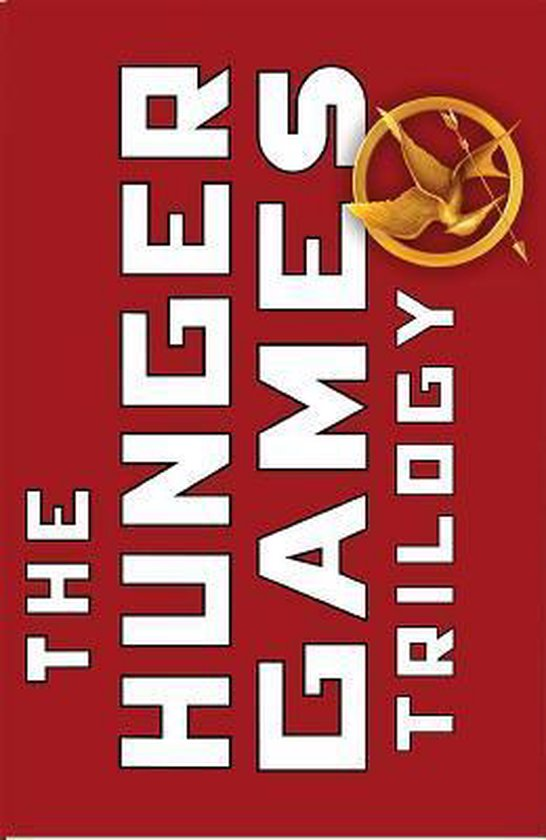 Boek cover The Hunger Games Trilogy van Suzanne Collins (Paperback)