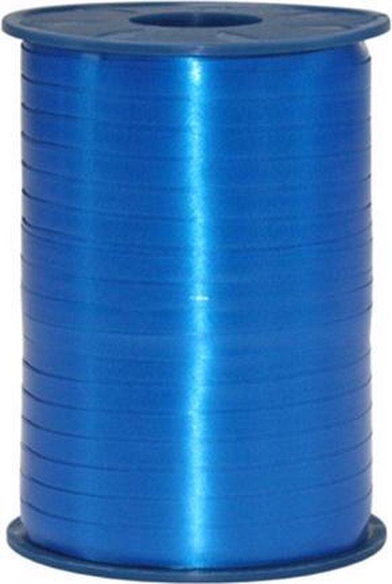 Ribbon spool 500 m x 5 mm royal blue