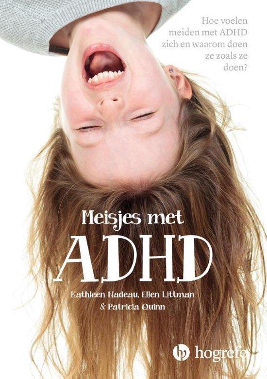 Meisjes met ADHD - Kathleen Nadeau |