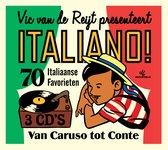 Vic Van De Reijt: Italiano! 70 Ital