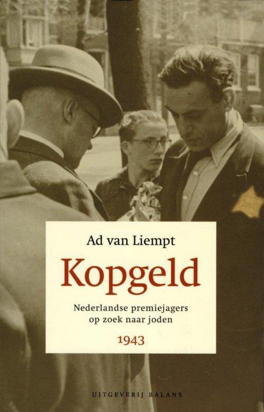 Boek cover Kopgeld van Ad van Liempt (Paperback)