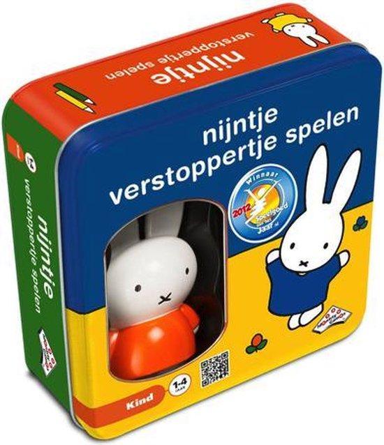 Afbeelding van Nijntje Verstoppertje Spelen - Kinderspel speelgoed