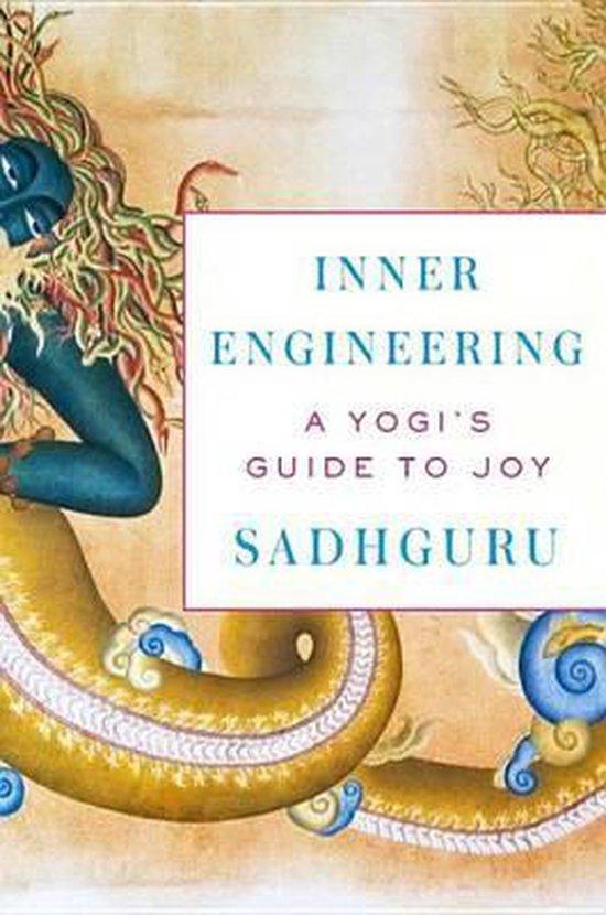 Boek cover Inner Engineering van Sadhguru (Hardcover)