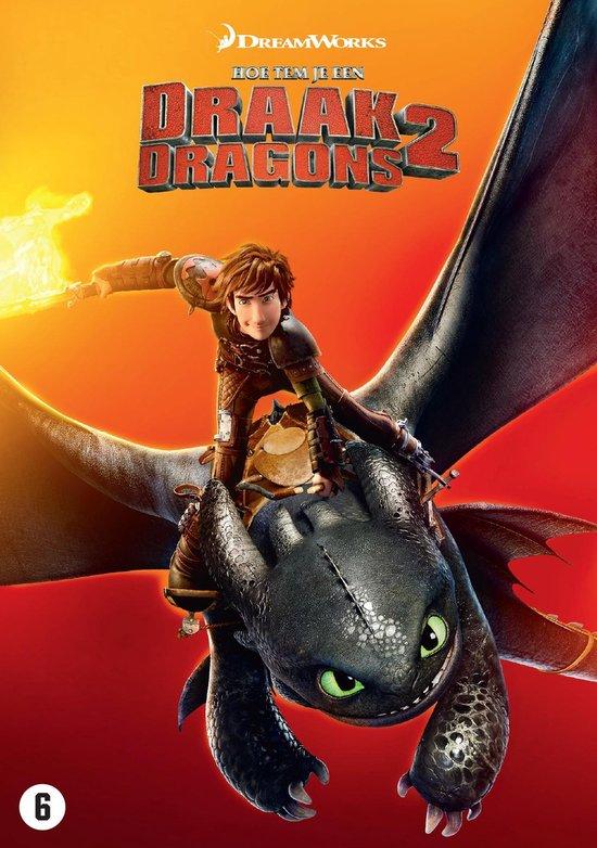 How to train your dragon 2 (Hoe tem je een draak 2)