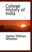 College History of India