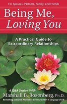 Boek cover Being Me, Loving You van Marshall B. Rosenberg (Paperback)