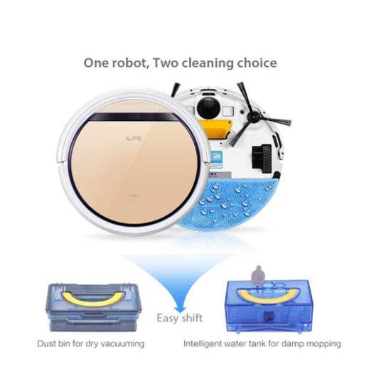 V5s Pro - Robotstofzuiger