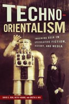 Boek cover Techno-Orientalism van David S. Roh