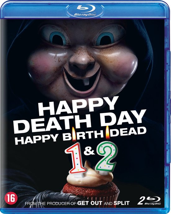 HAPPY DEATH DAY 1-2 BOX (D/F)[BD]