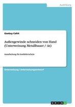 Au engewinde Schneiden Von Hand (Unterweisung Metallbauer / -In)