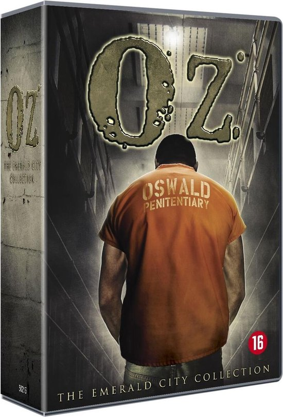 Oz - Complete Collection: Seizoen 1 t/m 6