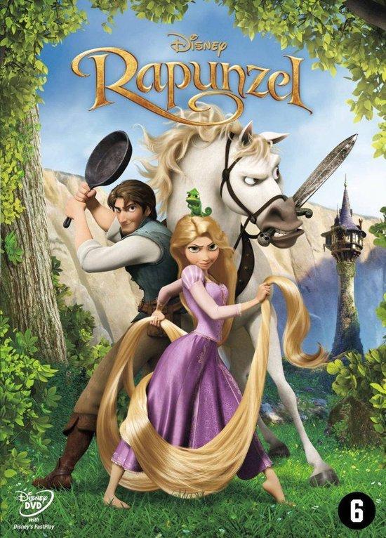 Cover van de film 'Rapunzel'