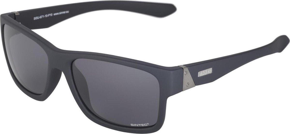 Sinner Sundown Unisex Zonnebril  - Zwart