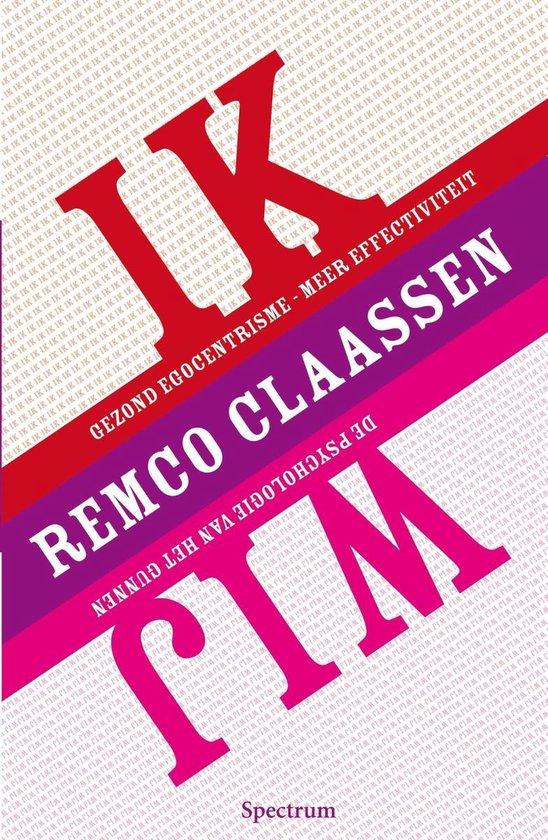 Ik/wij - Remco Claassen  