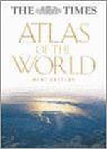 Boek cover The Times Atlas Of The World van The Times