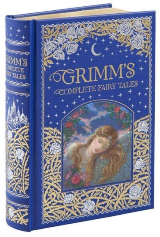 Boek cover Grimms Complete Fairy Tales (Barnes & Noble Collectible Classics van Jacob And Wilhelm Grimm (Hardcover)