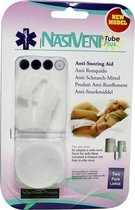 NasiVent Accessoires NasiVent Tube Plus - Two Pack Large - Anti Snurk Middel
