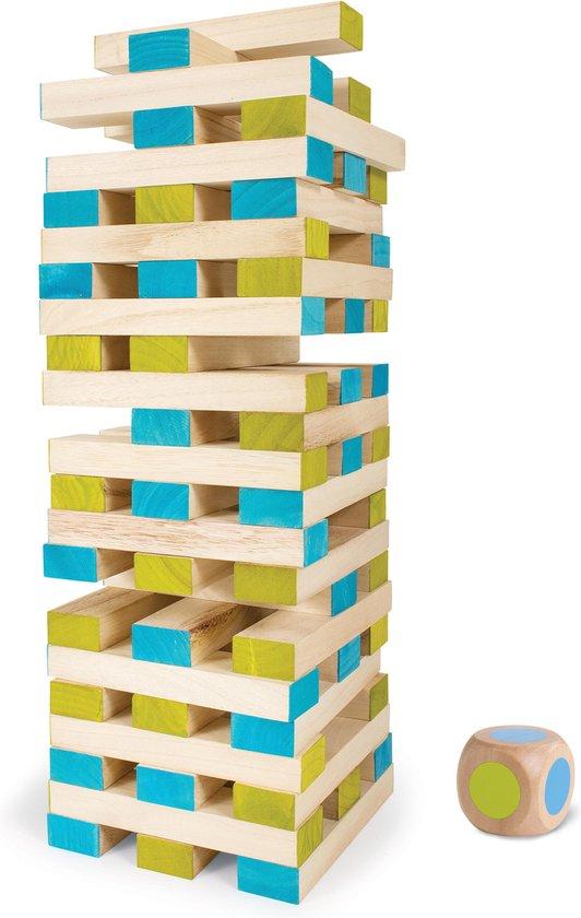 BS® Grote toren met dobbelsteen