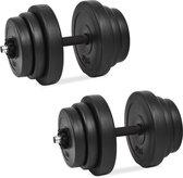 Bol.com-Halterset 40kg - Dumbbell Set - Gewichtheffen set - Dumbells-aanbieding
