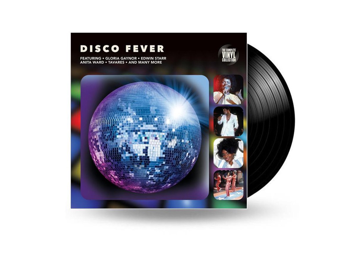 | Disco Fever, Various | LP (album) | Muziek