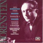 Horenstein Dirigiert Brahms/Wagner