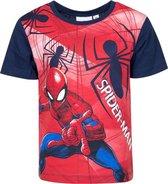 Spider-Man T-shirt Marvel Ultimate Spider-Man Jongens T-shirt Maat 92