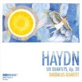 Haydn: Six Quartets Op 20