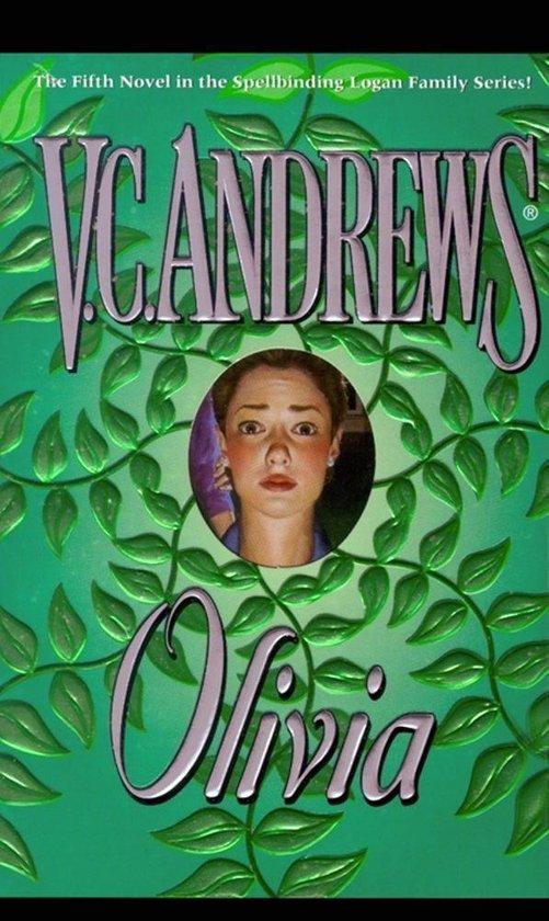 Boek cover Olivia van V.C. Andrews (Onbekend)