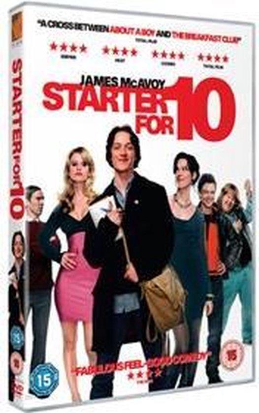 Cover van de film 'Starter For Ten'