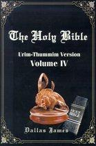 Holy Bible: Urim-Thummim Version
