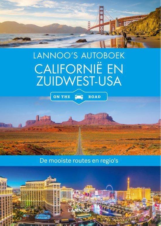 Lannoo's autoboek - Californië en Zuidwest-USA - Horst Schmidt-Brummer |