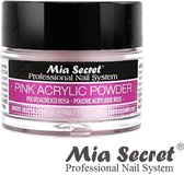 Mia Secret Acryl Poeder - Roze - 7,5 ml