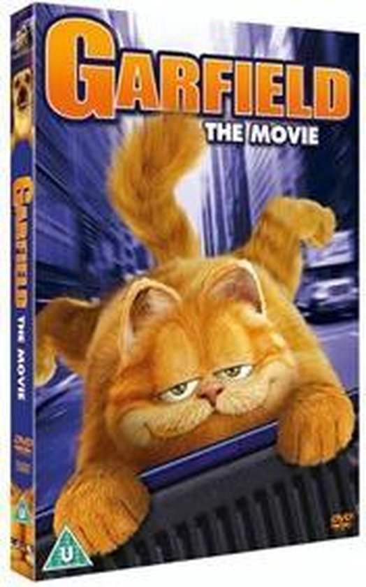 Cover van de film 'Garfield: The Movie'