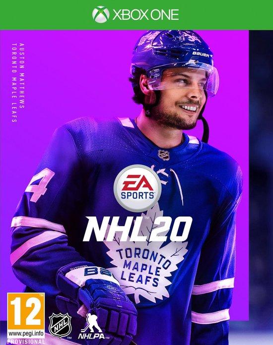 Electronic Arts NHL 20 (Xbox One) Basis Meertalig