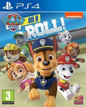 PAW PATROL: On A Roll - PS4 GB