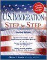 Boek cover U.S. Immigration Step by Step van Edwin T. Gania