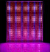 Kweeklamp paneel 120W opbrengst Kweeklamp LED Groeilamp Bloeilamp Paneel Groei en Bloei Grow Light