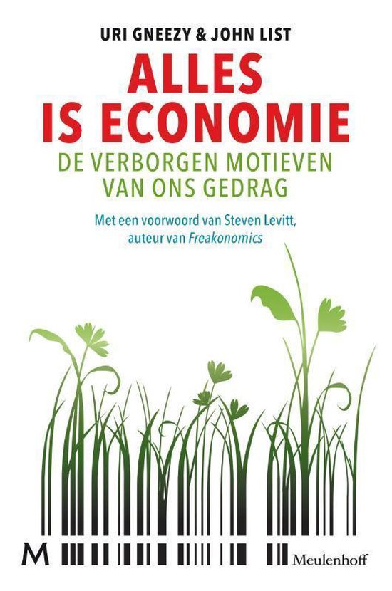 Alles is economie - Uri Gneezy   Fthsonline.com