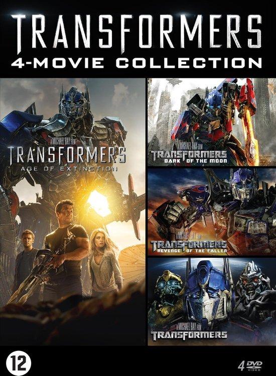 Transformers 1 - 4 Boxset