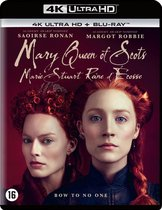Mary Queen of Scots (4K Ultra HD Blu-ray)