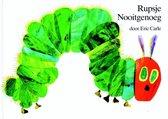Boek cover Rupsje Nooitgenoeg - Rupsje Nooitgenoeg van Eric Carle