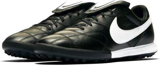 Nike Premier II TF Sportschoenen Maat 43 Mannen zwartwit