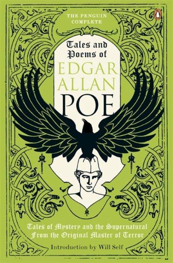 Boek cover The Penguin Complete Tales and Poems of Edgar Allan Poe van Edgar Allan Poe (Paperback)