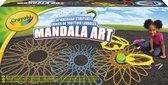 Crayola Stoepkrijt Mandala