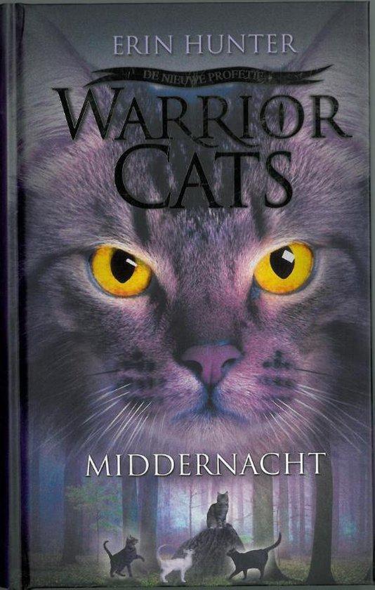 Warrior Cats | De nieuwe profetie 1 - Middernacht - Erin Hunter |