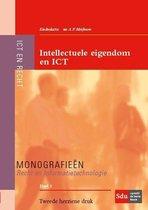 Monografieen Recht en Informatietechnologie 3 -   Intellectuele eigendom en ICT